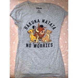 The Lion King | Hawkins Matata | Shirt